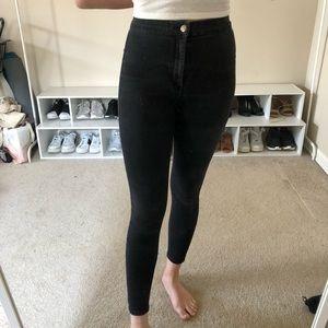 🖤SOLD ON MERCARI🖤Black Joni Topshop Skinny Jeans